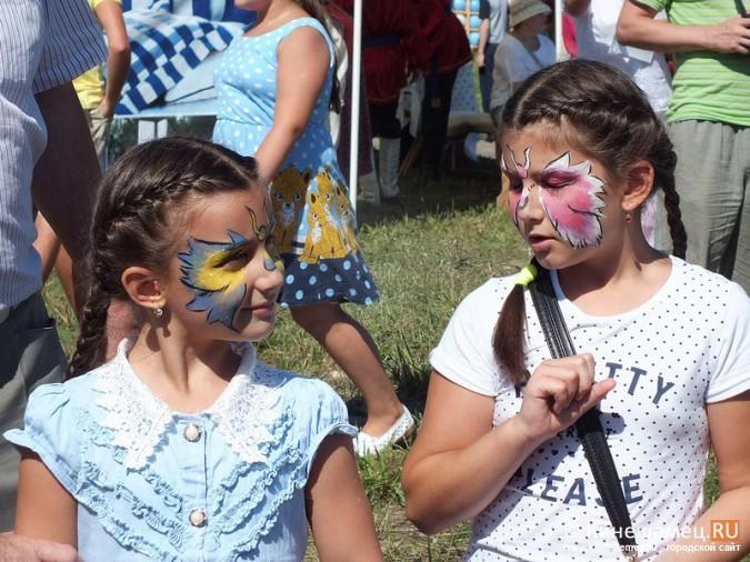 В Ивановской области пела и плясала широкая ярмарка фото 42