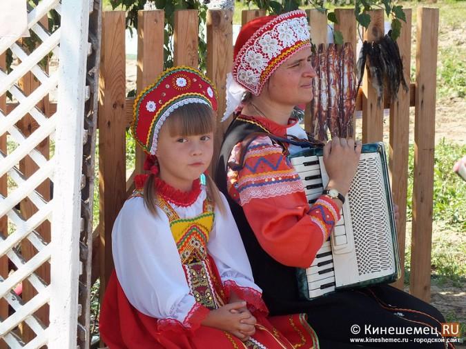 В Ивановской области пела и плясала широкая ярмарка фото 19