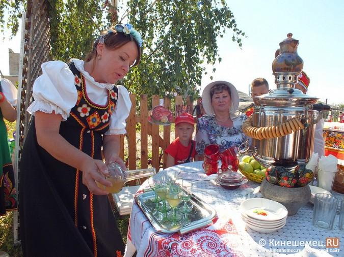 В Ивановской области пела и плясала широкая ярмарка фото 46