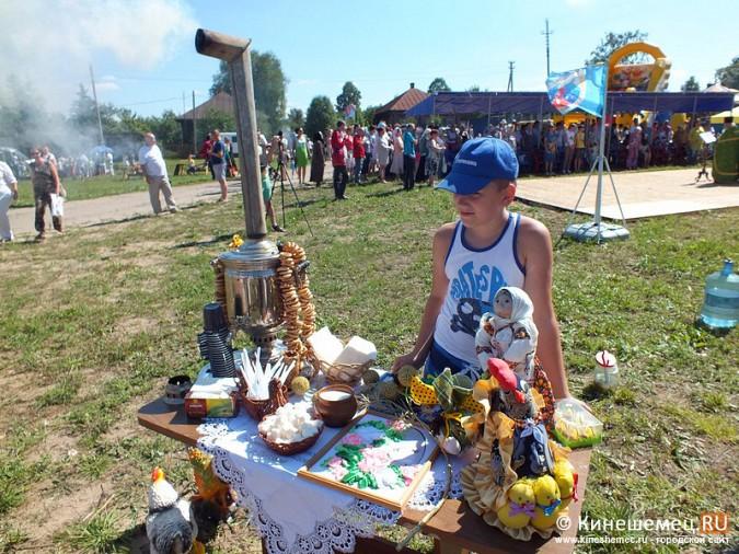В Ивановской области пела и плясала широкая ярмарка фото 12