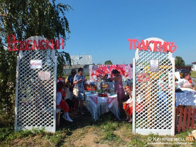 В Ивановской области пела и плясала широкая ярмарка фото 20
