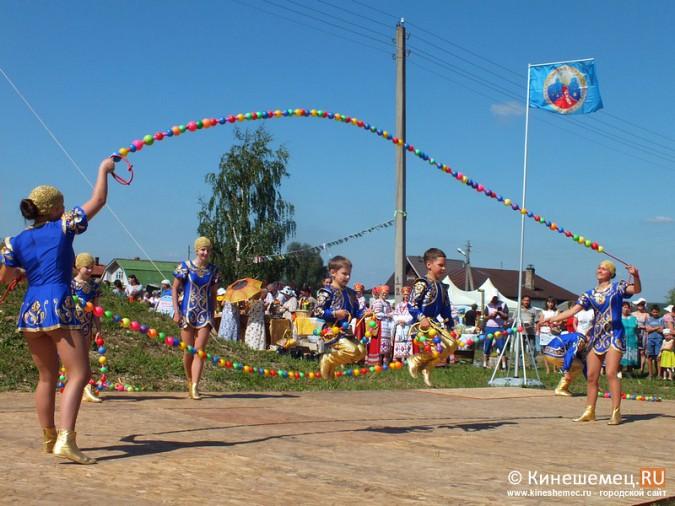 В Ивановской области пела и плясала широкая ярмарка фото 37