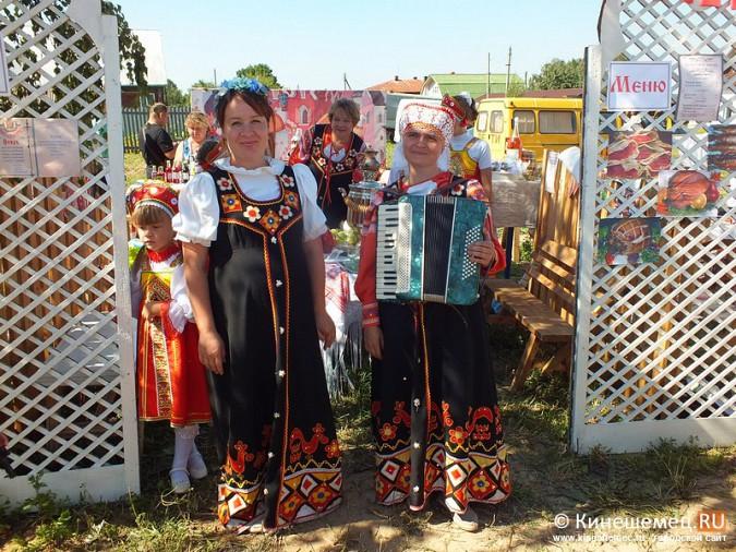 В Ивановской области пела и плясала широкая ярмарка фото 43