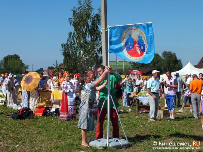 В Ивановской области пела и плясала широкая ярмарка фото 34