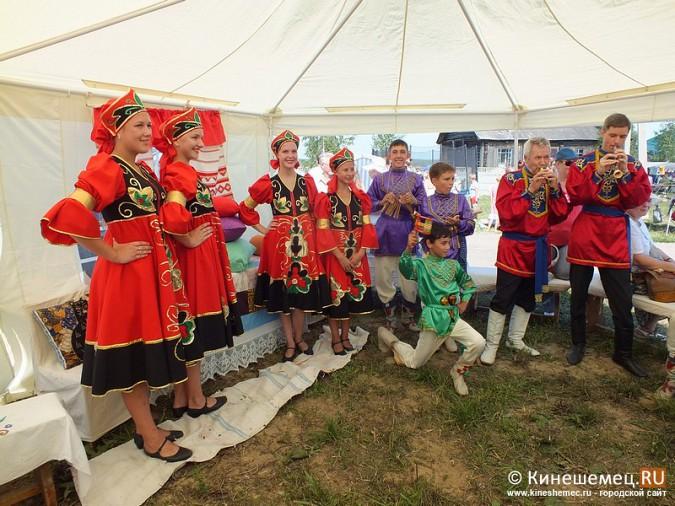 В Ивановской области пела и плясала широкая ярмарка фото 47