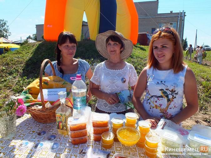 В Ивановской области пела и плясала широкая ярмарка фото 4