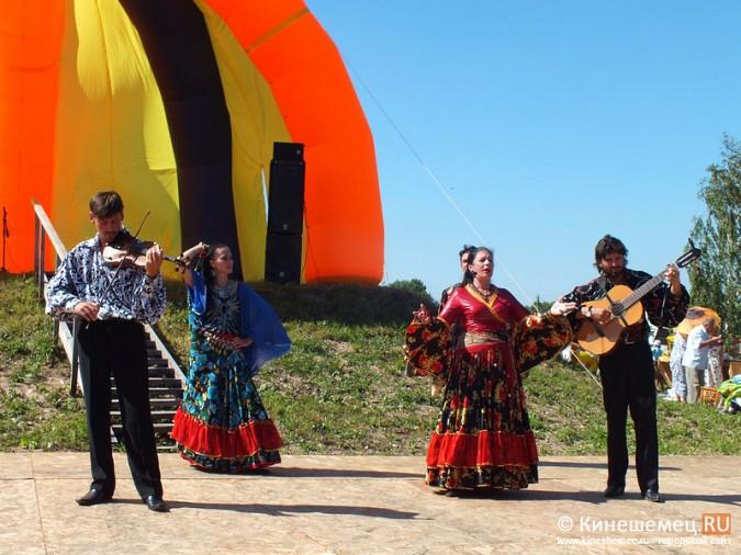 В Ивановской области пела и плясала широкая ярмарка фото 50
