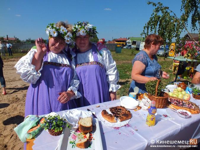 В Ивановской области пела и плясала широкая ярмарка фото 5