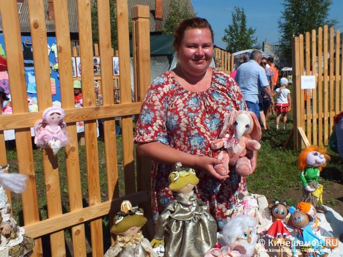 В Ивановской области пела и плясала широкая ярмарка фото 26