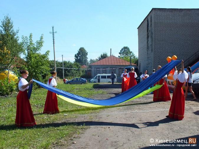 В Ивановской области пела и плясала широкая ярмарка фото 6