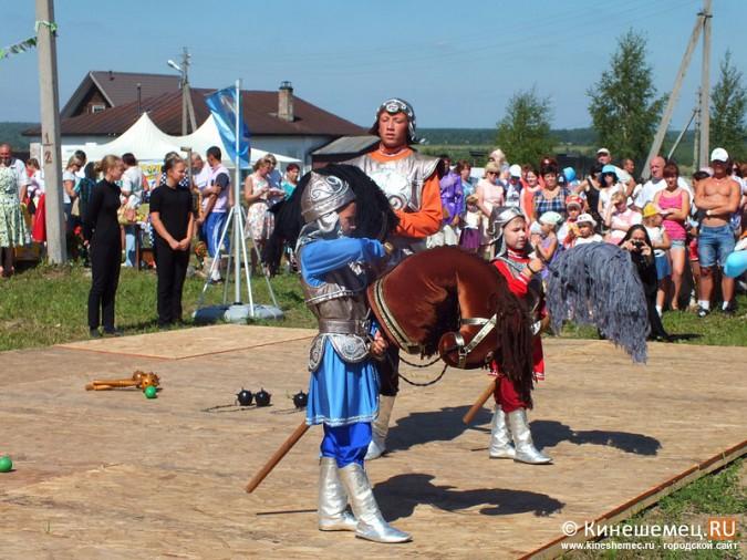 В Ивановской области пела и плясала широкая ярмарка фото 30