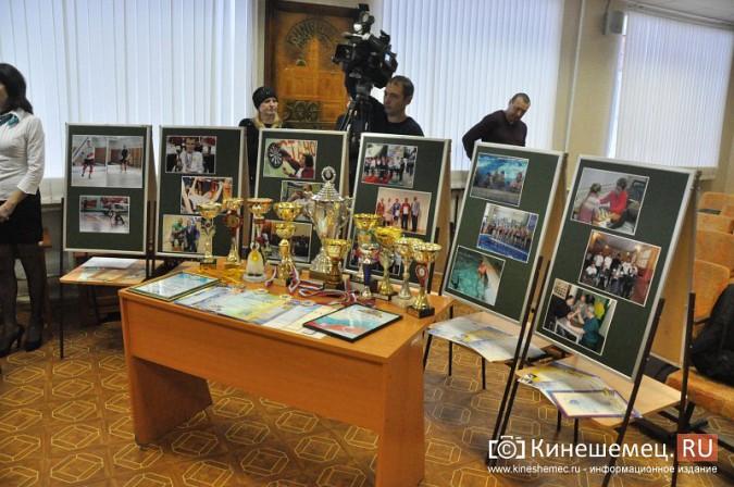 Паралимпийцы получили форму из рук Губернатора фото 16
