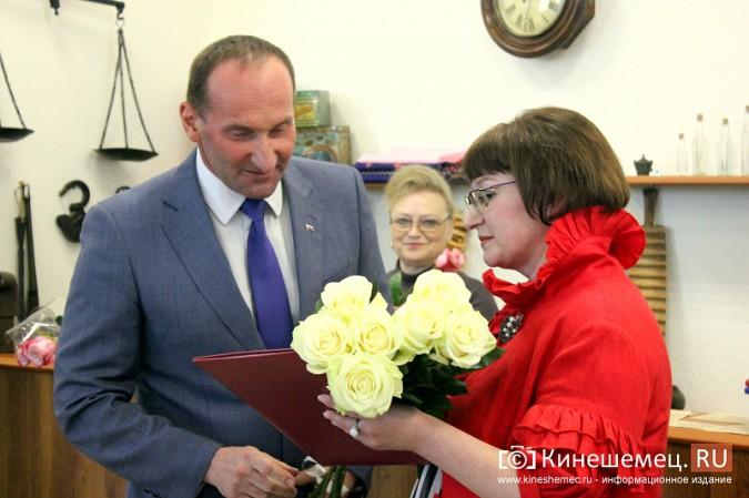 Открылся кинешемский художественно-исторический музей фото 18