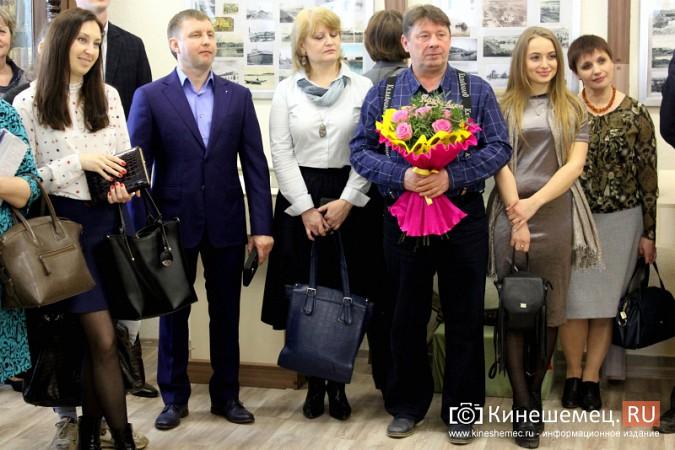 Открылся кинешемский художественно-исторический музей фото 12