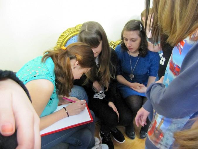 С кинешемскими подростками поговорили о ранних добрачных связях фото 4