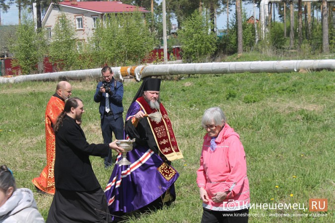 Строитель детского сада на Гагарина подарит Кинешме храм фото 9