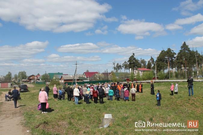 Строитель детского сада на Гагарина подарит Кинешме храм фото 8