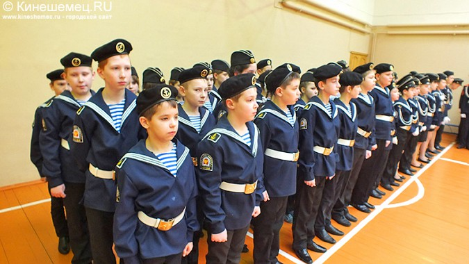 Торжественное собрание «Мы дети и внуки солдат» прошло в Кинешме фото 10