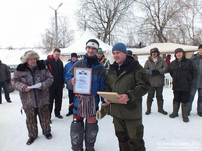 Соревнования по зимней ловле рыбы на мормышку прошли в Кинешме фото 67