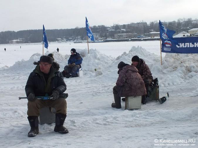 Соревнования по зимней ловле рыбы на мормышку прошли в Кинешме фото 48