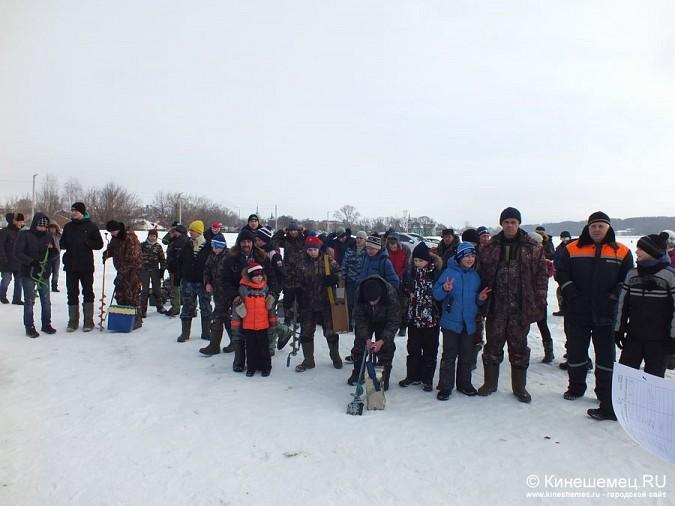 Соревнования по зимней ловле рыбы на мормышку прошли в Кинешме фото 52