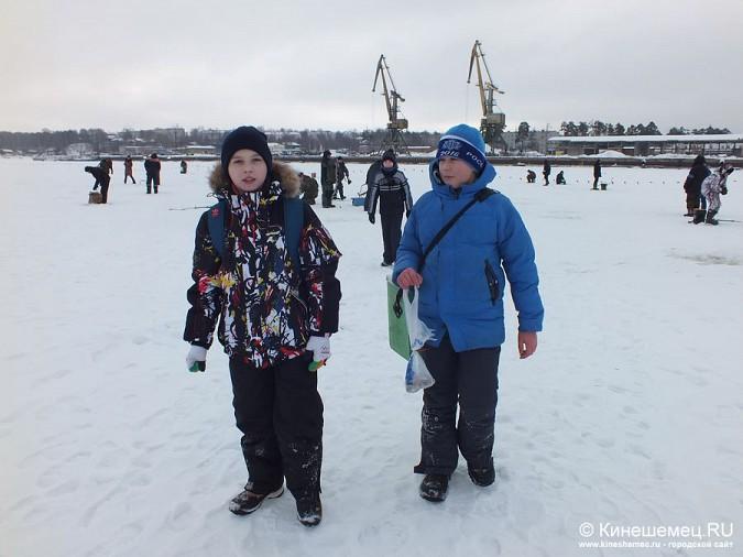 Соревнования по зимней ловле рыбы на мормышку прошли в Кинешме фото 36