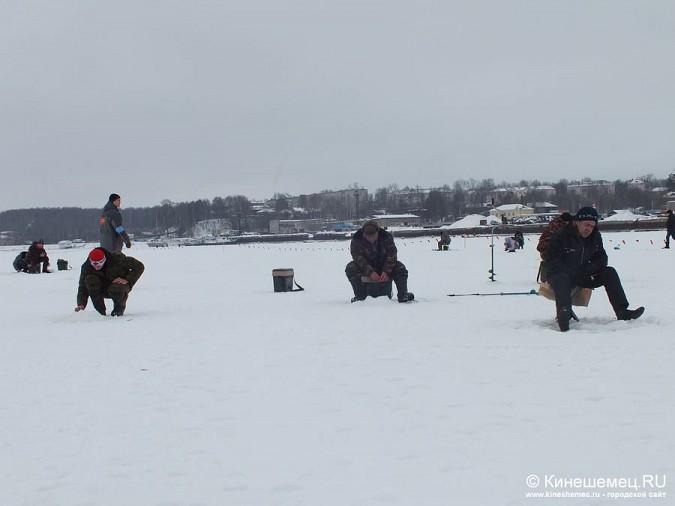 Соревнования по зимней ловле рыбы на мормышку прошли в Кинешме фото 17