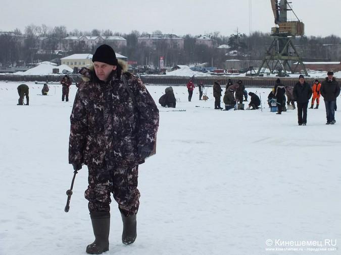 Соревнования по зимней ловле рыбы на мормышку прошли в Кинешме фото 34