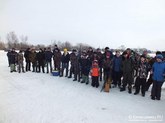 Соревнования по зимней ловле рыбы на мормышку прошли в Кинешме фото 53