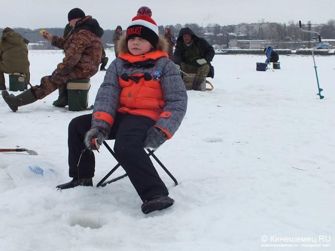 Соревнования по зимней ловле рыбы на мормышку прошли в Кинешме фото 23