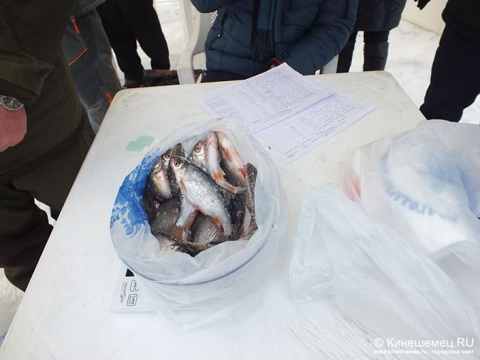 Соревнования по зимней ловле рыбы на мормышку прошли в Кинешме фото 41