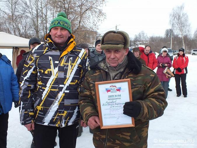 Соревнования по зимней ловле рыбы на мормышку прошли в Кинешме фото 63