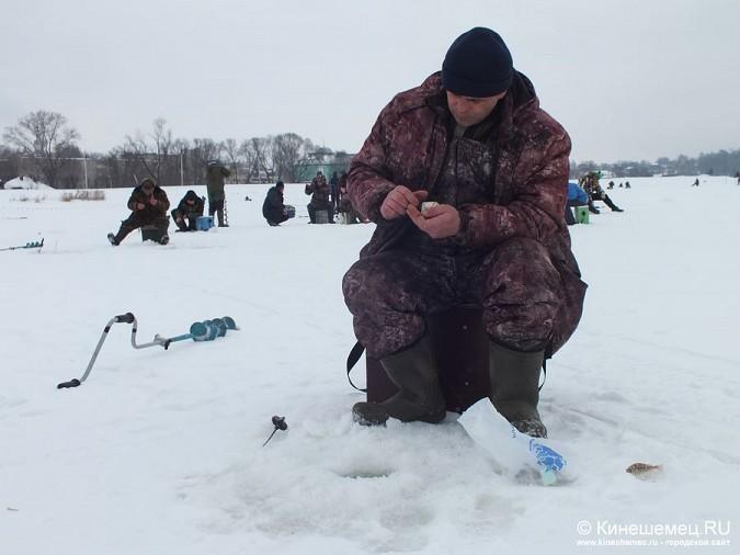 Соревнования по зимней ловле рыбы на мормышку прошли в Кинешме фото 4