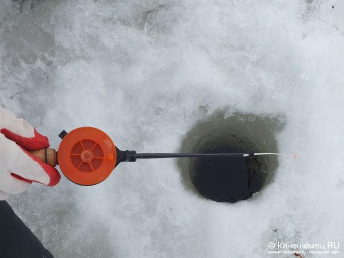 Соревнования по зимней ловле рыбы на мормышку прошли в Кинешме фото 26