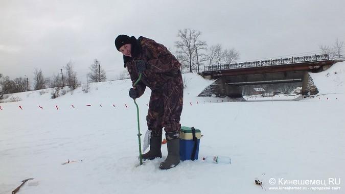 Соревнования по зимней ловле рыбы на мормышку прошли в Кинешме фото 3