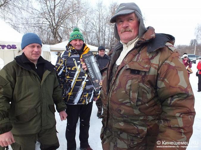 Соревнования по зимней ловле рыбы на мормышку прошли в Кинешме фото 61