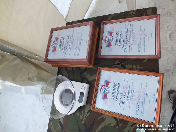 Соревнования по зимней ловле рыбы на мормышку прошли в Кинешме фото 49