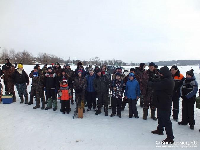 Соревнования по зимней ловле рыбы на мормышку прошли в Кинешме фото 54