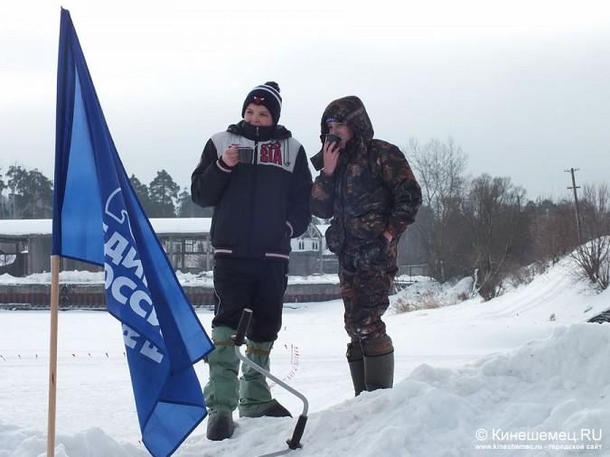 Соревнования по зимней ловле рыбы на мормышку прошли в Кинешме фото 47
