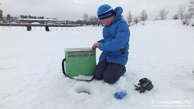 Соревнования по зимней ловле рыбы на мормышку прошли в Кинешме фото 2