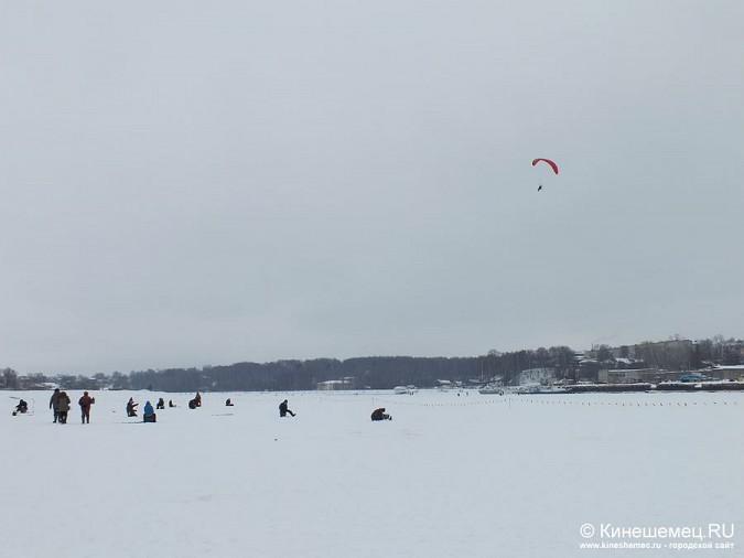 Соревнования по зимней ловле рыбы на мормышку прошли в Кинешме фото 21