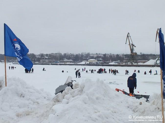 Соревнования по зимней ловле рыбы на мормышку прошли в Кинешме фото 15