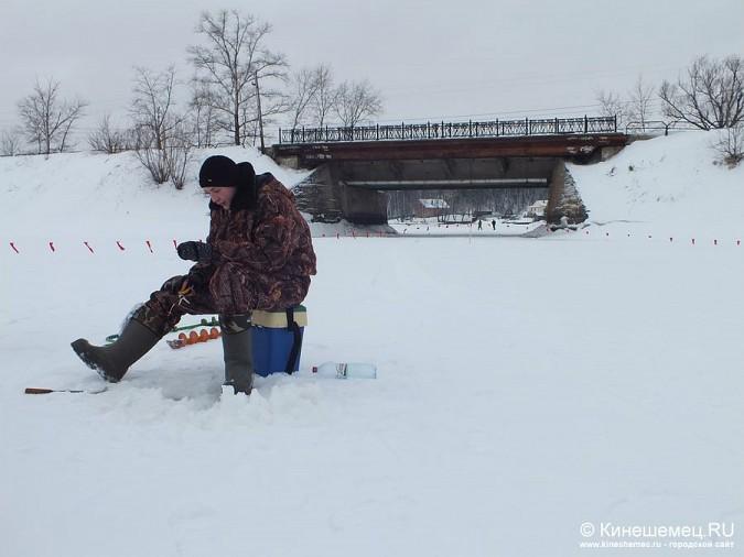 Соревнования по зимней ловле рыбы на мормышку прошли в Кинешме фото 5