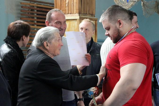 """В Кинешме прошли соревнования по """"Русскому жиму"""" фото 18"""