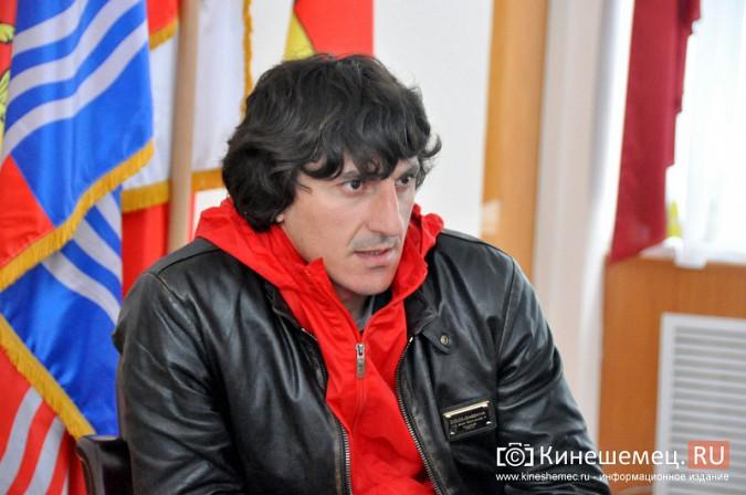 В Ивановской области сыграли звезды советского и российского футбола фото 6