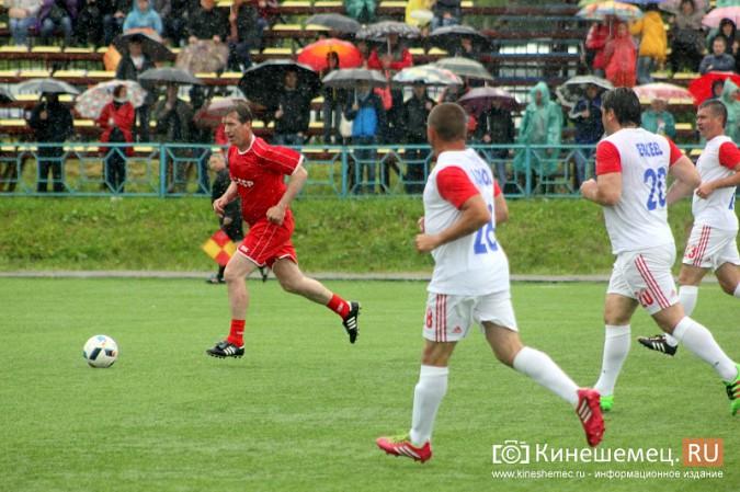 В Ивановской области сыграли звезды советского и российского футбола фото 32