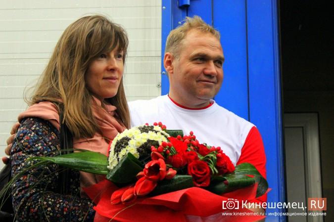 В Ивановской области сыграли звезды советского и российского футбола фото 13