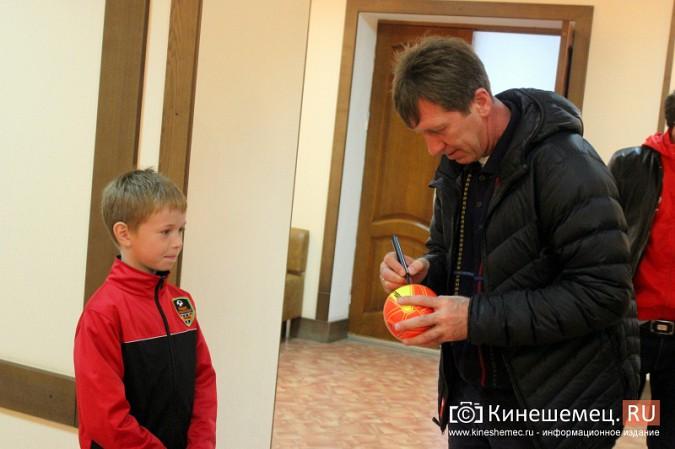 В Ивановской области сыграли звезды советского и российского футбола фото 11