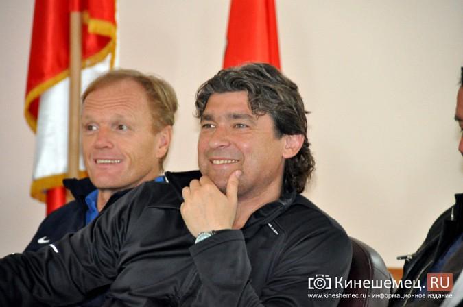 В Ивановской области сыграли звезды советского и российского футбола фото 8