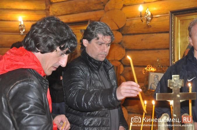 В Ивановской области сыграли звезды советского и российского футбола фото 4